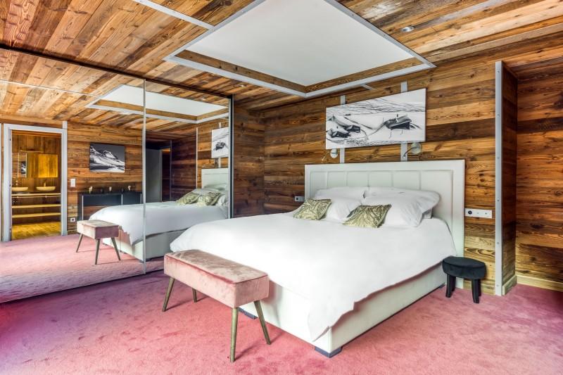 Tignes Location Chalet Luxe Tankite Chambre9