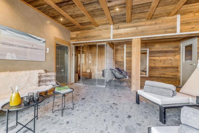 Tignes Location Chalet Luxe Tankite Sauna