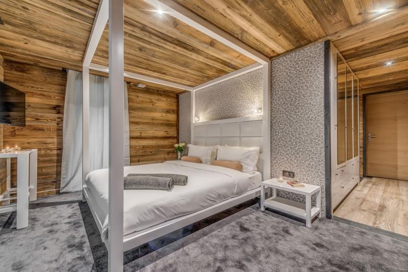 Tignes Location Chalet Luxe Tanzonite Chambre