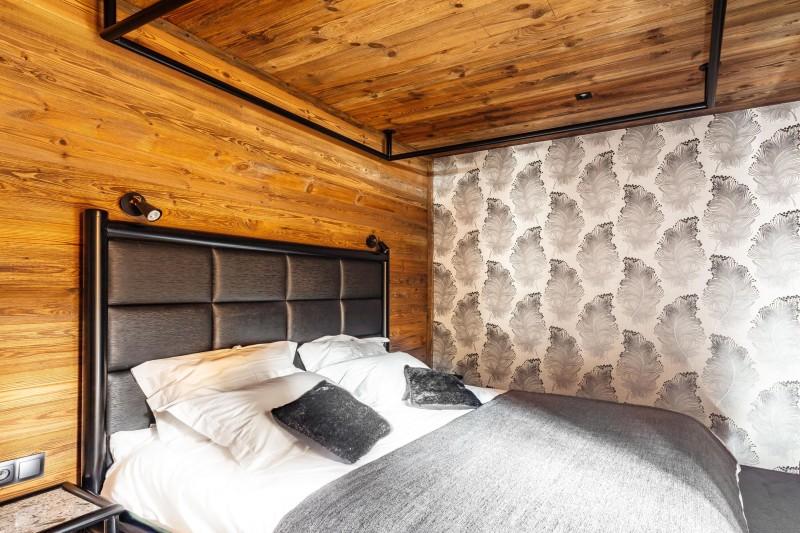 Tignes Location Chalet Luxe Tanzonite Chambre2