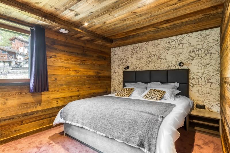 Tignes Location Chalet Luxe Tanzonite Chambre6