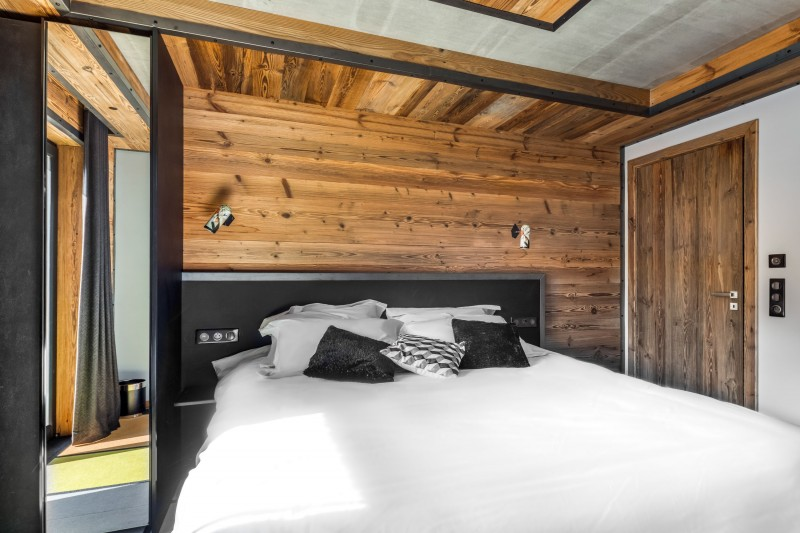 Tignes Location Chalet Luxe Tecala Chambre
