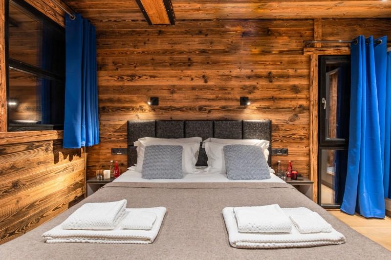 Tignes Location Chalet Luxe Titanite Chambre3