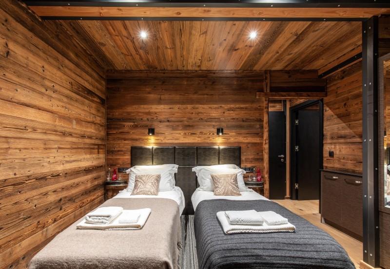 Tignes Location Chalet Luxe Titanite Chambre5