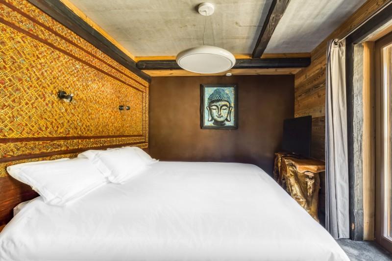 Tignes Location Chalet Luxe Turmila Chambre