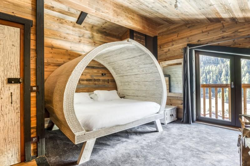 Tignes Location Chalet Luxe Turmila Chambre2