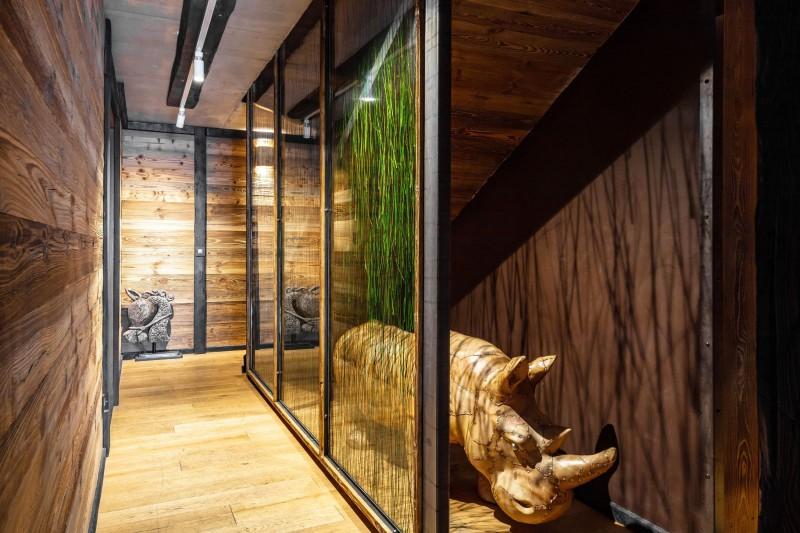 Tignes Location Chalet Luxe Turmila Couloir