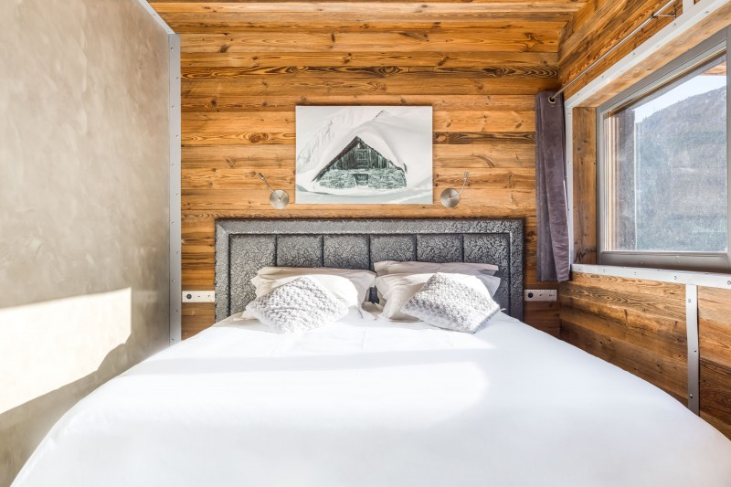 Tignes Location Chalet Luxe Turquoize Chambre3