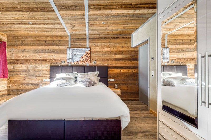 Tignes Location Chalet Luxe Turquoize Chambre4