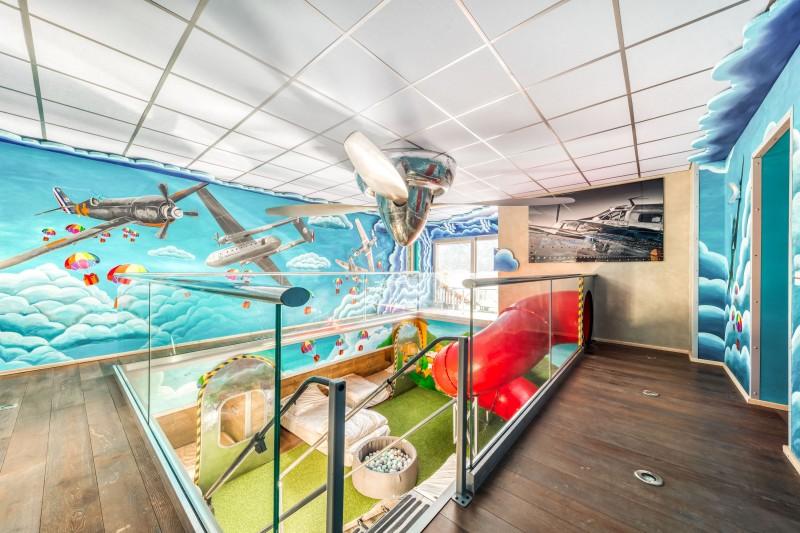 Tignes Location Chalet Luxe Turquoize Espace Enfants2