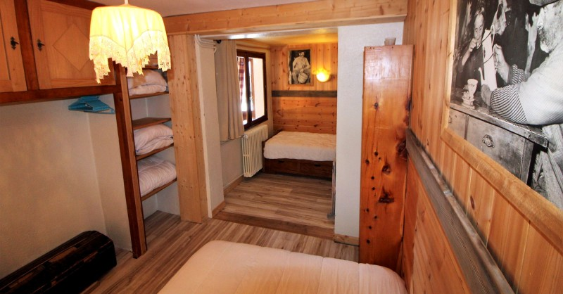 Tignes Location Chalet Luxe Valakite Chambre