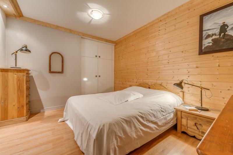 Tignes Location Chalet Luxe Valumarite Chambre