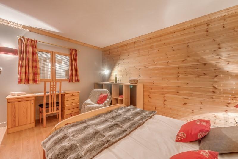Tignes Location Chalet Luxe Valumarite Chambre1