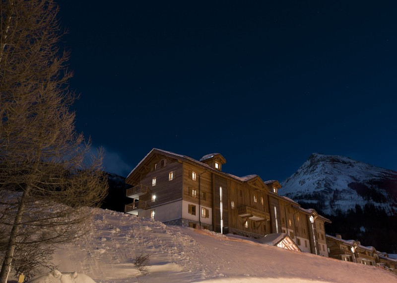 Val Cenis Location Appartement Luxe Verre Opalin Extérieur 1