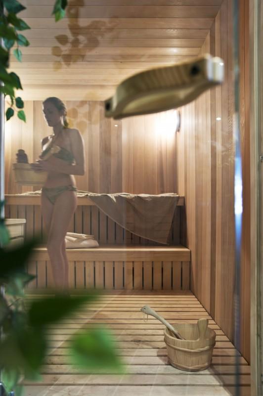 Val Cenis Location Appartement Dans Résidence Luxe Verre Saphir Duplex Sauna