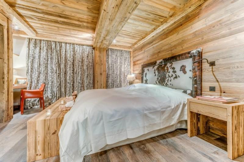 Val d'Isère Location Appartement Dans Résidence Luxe Solena Chambre 3