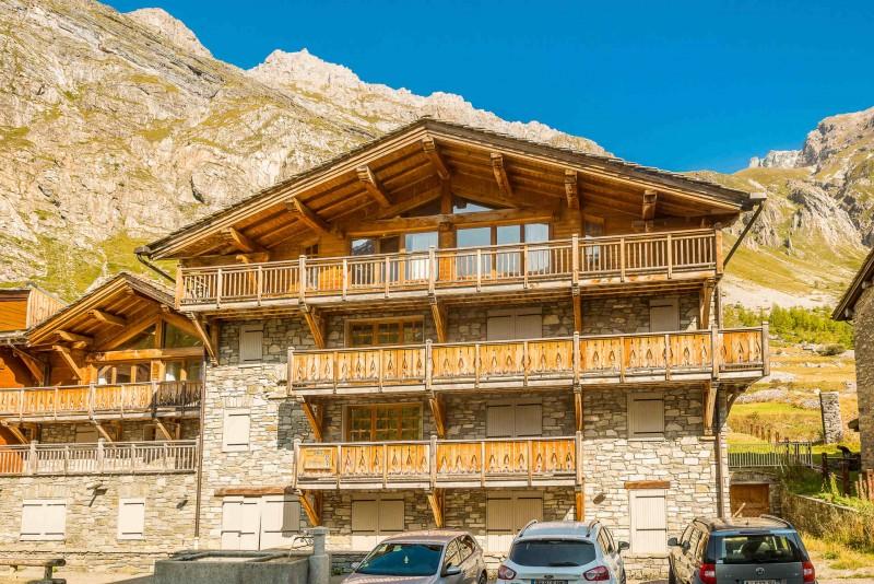 Val d'Isère Location Appartement Luxe Cranzate Extérieur