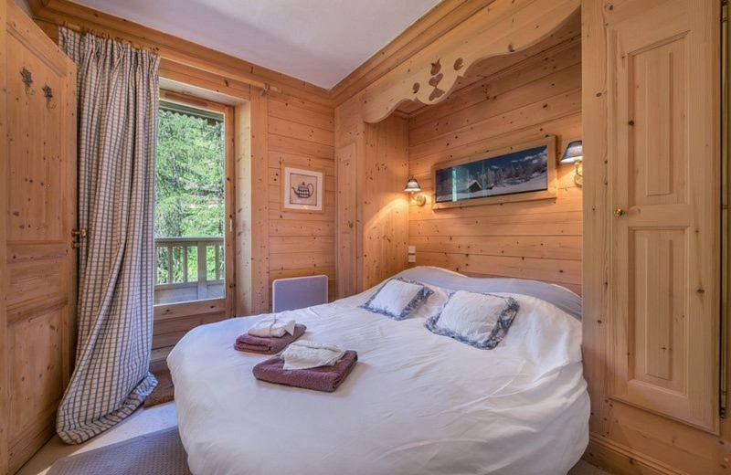 Val d'Isère Location Appartement Luxe Danay Chambre 2