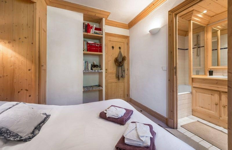 Val d'Isère Location Appartement Luxe Danay Chambre 3