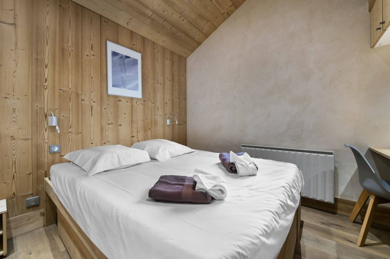 Val d'Isère Location Appartement Luxe Disneye Chambre