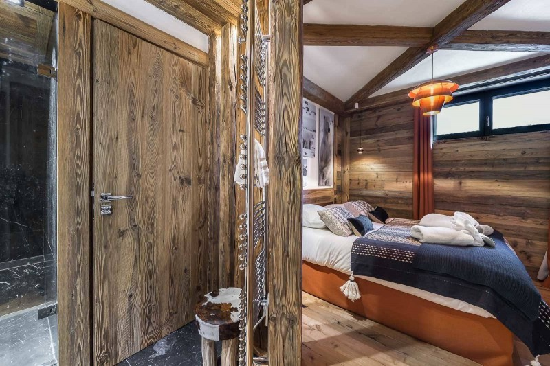 Val d'Isère Location Appartement Luxe Tapiza Chambre 3