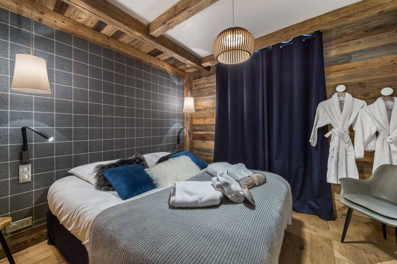 Val d'Isère Luxury Rental Appartment Tapiza Bedroom 5
