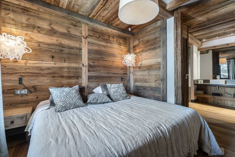 Val d'Isère Location Appartement Luxe Ucelite Chambre 3