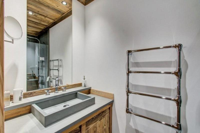 Val d'Isère Location Appartement Luxe Ulalite Salle De Bain