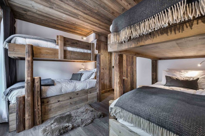 Val d'Isère Location Appartement Luxe Ulilite Chambre 4