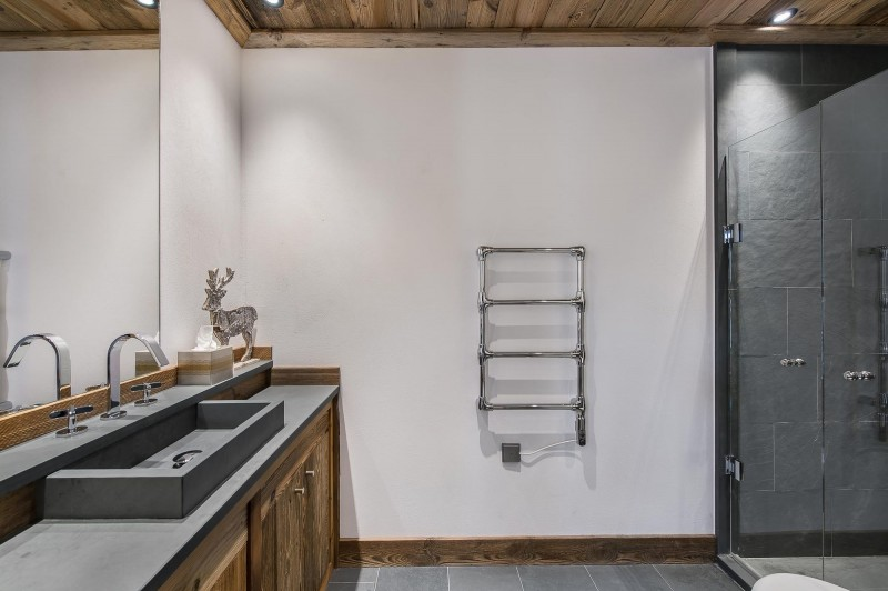 Val d'Isère Luxury Rental Appartment Ulilite Bathroom 4