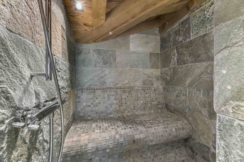 Val d'Isère Location Appartement Luxe Ulolite Hammam