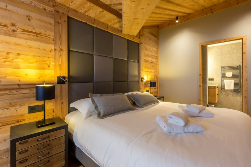 Val d'Isère Location Appartement Luxe Valerine Chambre 3