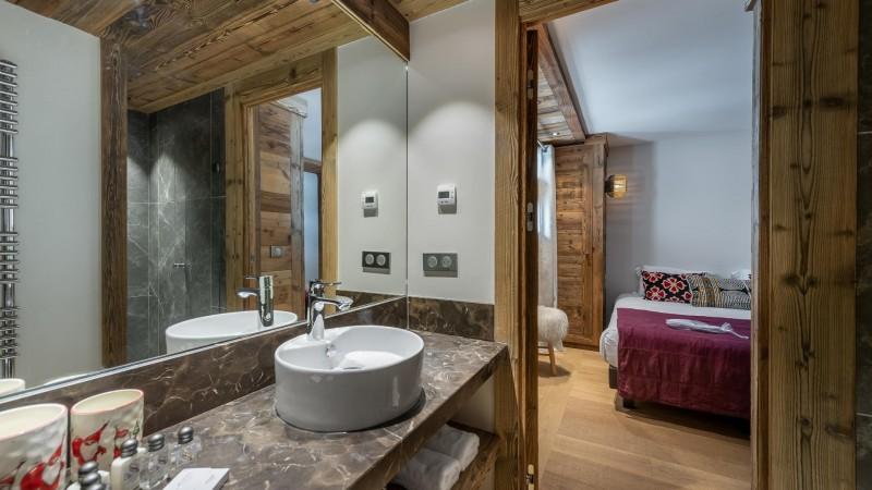 Val d'Isère Location Appartement Luxe Varmate Salle De Bain