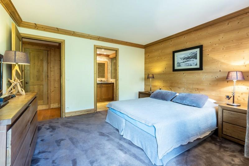 Val d'Isère Location Appartement Luxe Varolite Chambre 2