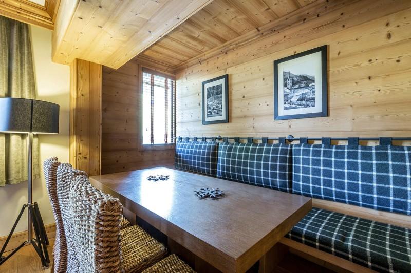 Val d'Isère Location Appartement Luxe Varolite Séjour 3