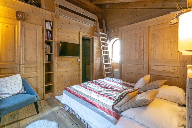 Val d'Isère Luxury Rental Apartment Vatelis Bedroom 2