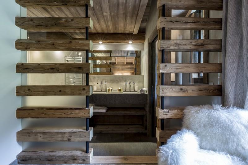 Val d'Isère Luxury Rental Appartment Vatilis Bathroom