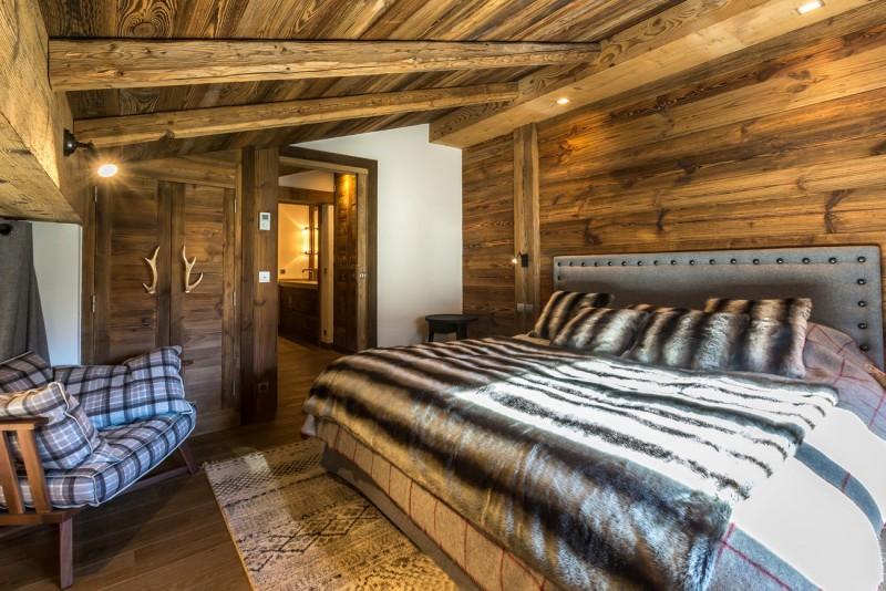 Val d'Isère Location Appartement Luxe Vatolis Chambre