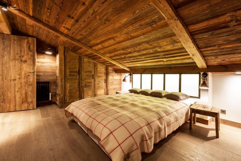 Val d'Isère Location Appartement Luxe Vatolis Chambre 4