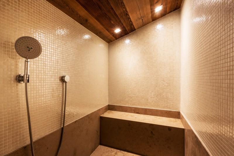 Val d'Isère Location Appartement Luxe Vatolis Salle De Bain 2