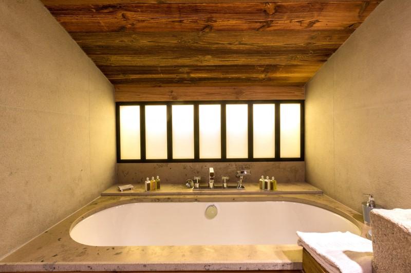 Val d'Isère Location Appartement Luxe Vatolis Salle De Bain 6