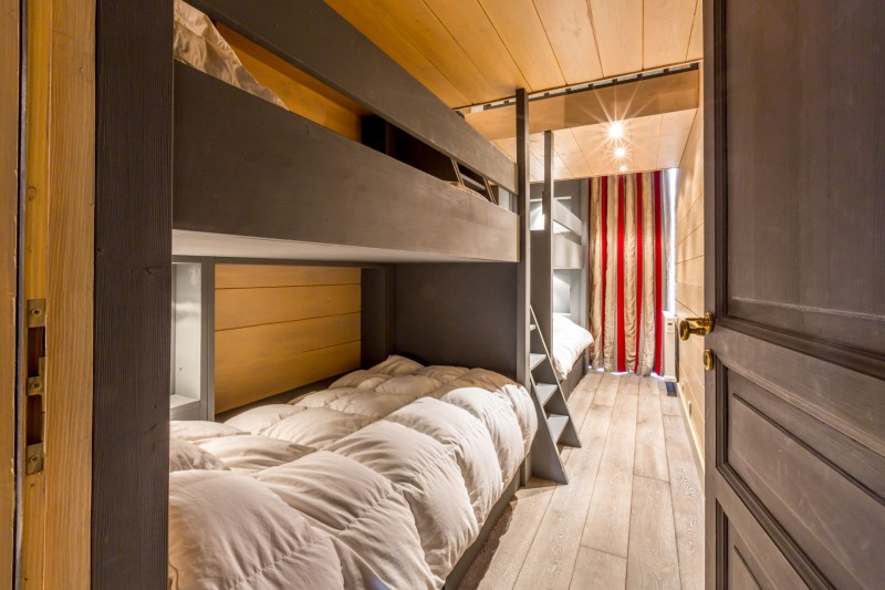 Val d'Isère Location Appartement Luxe Vaxite Chambre 3