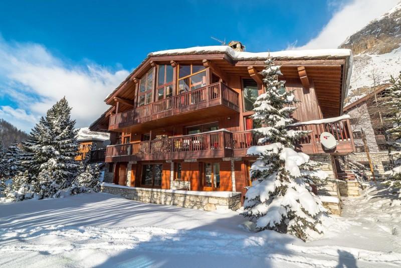 Val d'Isère Location Appartement Luxe Vaxite Extérieur