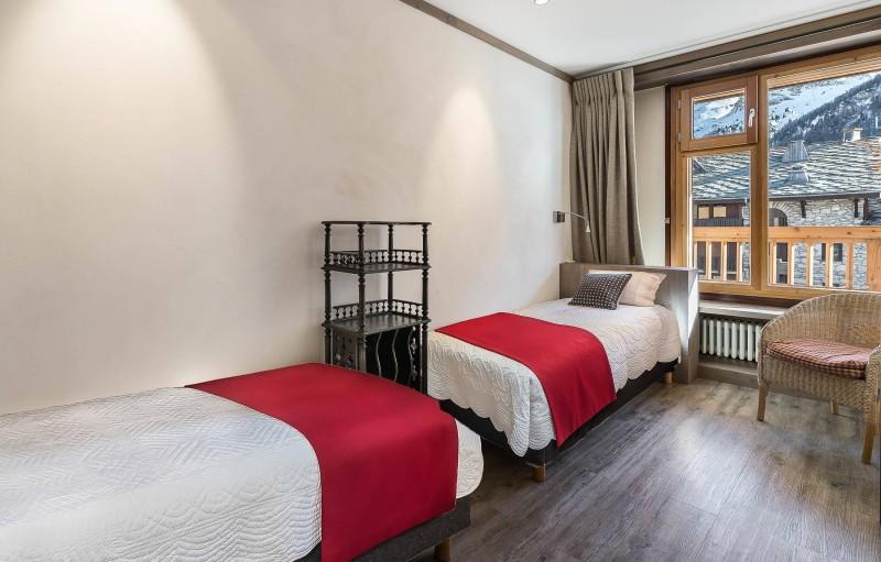 Val d'Isère Luxury Rental Appartment Vazuli Bedroom