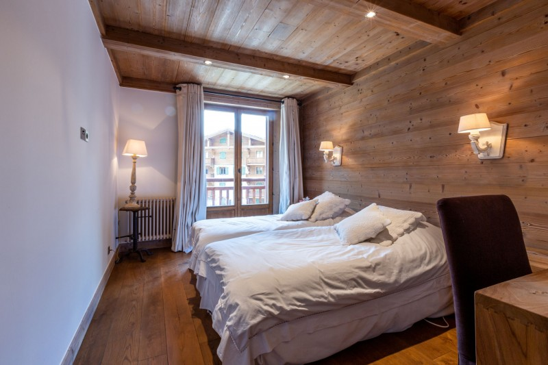 Val d'Isère Location Appartement Luxe Venturina Chambre 5