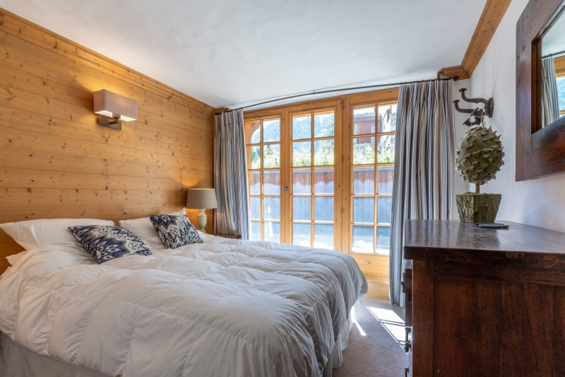 Val d'Isère Location Appartement Luxe Veridine Chambre 3