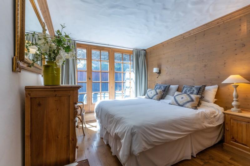 Val d'Isère Location Appartement Luxe Veridine Chambre 4