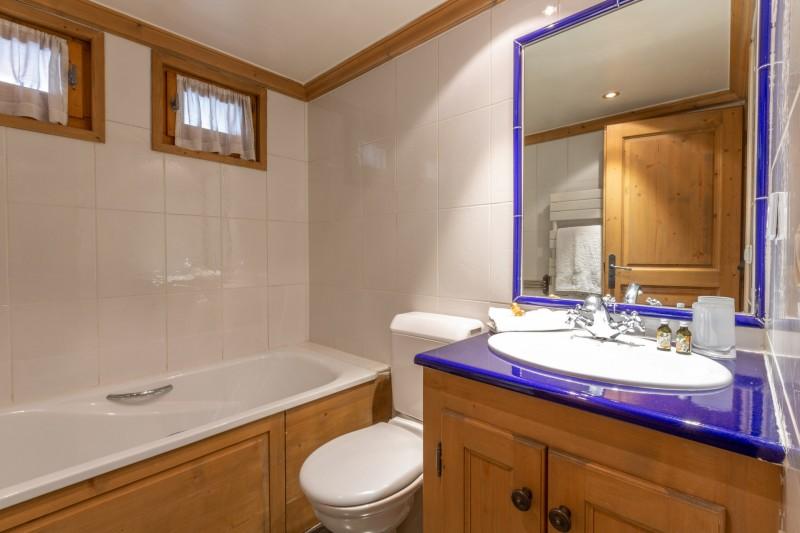Val d'Isère Location Appartement Luxe Veridine Salle De Bain