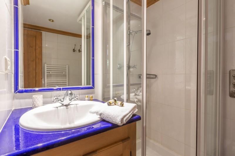 Val d'Isère Location Appartement Luxe Veridine Salle De Bain 3