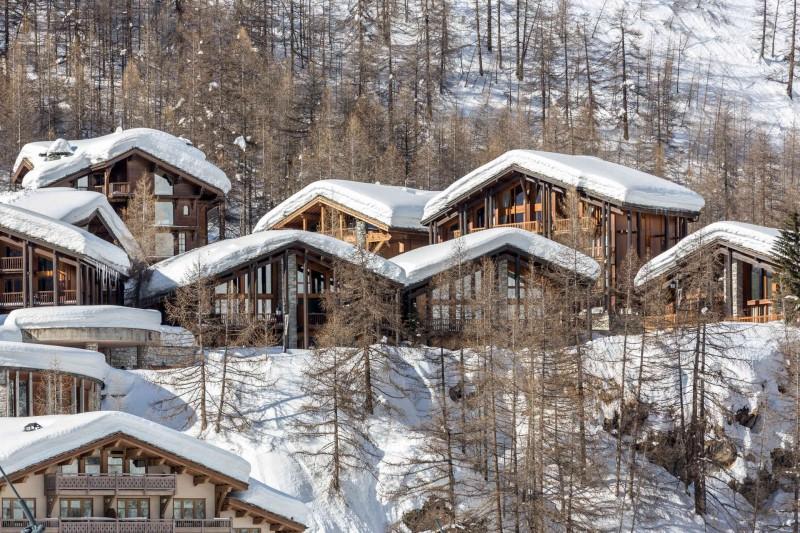2-Val d'Isère Location Appartement Luxe Vesuvin Extérieur